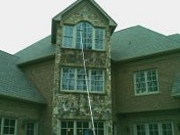 Clear Carolina Window Cleaning - Water Fed Pole